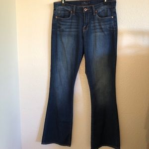 Lucky Brand Sofia Boot Jeans size 10/30